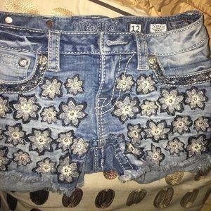 COPY - Shorts, miss me